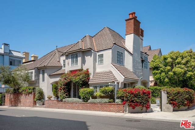 115 Northstar Mall, Marina Del Rey, CA 90292 (#21733022) :: Powerhouse Real Estate