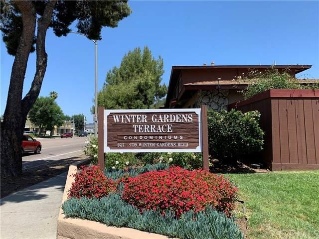 9717 Winter Gardens Boulevard #186, Lakeside, CA 92040 (MLS #IV21107864) :: Desert Area Homes For Sale