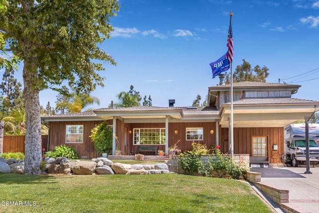 1762 Los Feliz Drive, Thousand Oaks, CA 91362 (#221002715) :: RE/MAX Empire Properties