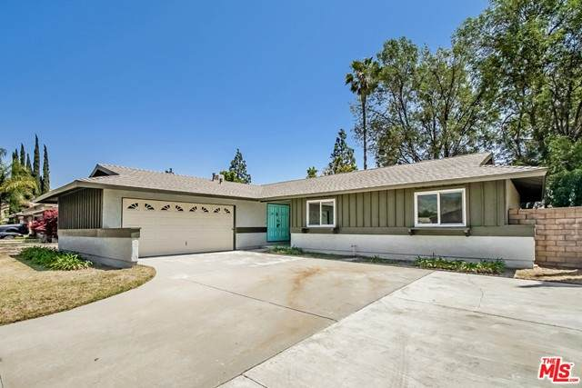 6464 Dowel Drive, Simi Valley, CA 93063 (#21734520) :: Wahba Group Real Estate | Keller Williams Irvine
