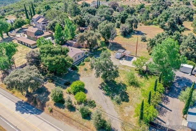 27605 Old Highway 80, Guatay, CA 91931 (#210013599) :: Wahba Group Real Estate   Keller Williams Irvine