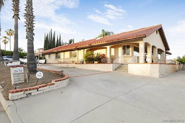 2638 Old Spanish Trl, Escondido, CA 92025 (#210013626) :: Wahba Group Real Estate | Keller Williams Irvine