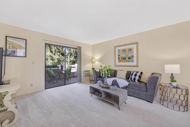 2250 Monroe Street #323, Santa Clara, CA 95050 (#ML81844909) :: Wahba Group Real Estate | Keller Williams Irvine