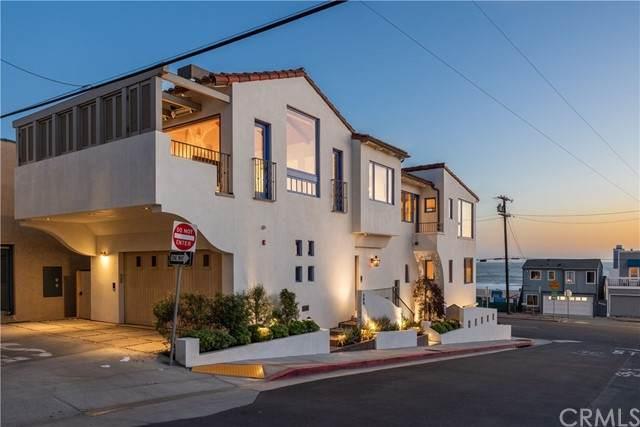 108 35th Street, Hermosa Beach, CA 90254 (#SB21106823) :: Go Gabby