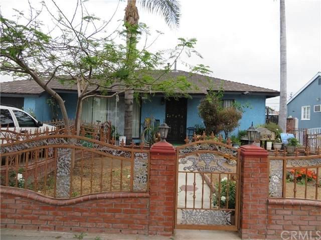 4503 Durfee Avenue, Pico Rivera, CA 90660 (#DW21109201) :: Zember Realty Group