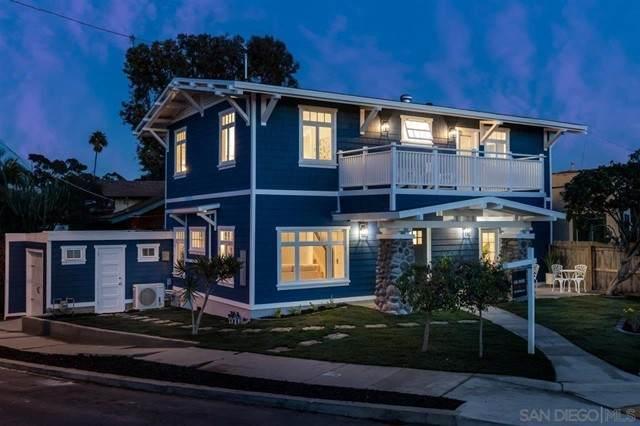 3855 Pringle St, San Diego, CA 92103 (#210013710) :: Powerhouse Real Estate