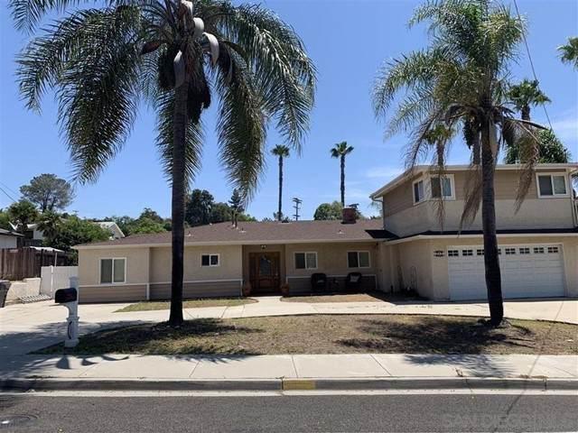 717 Brockton St., El Cajon, CA 92020 (#210013718) :: Wahba Group Real Estate | Keller Williams Irvine