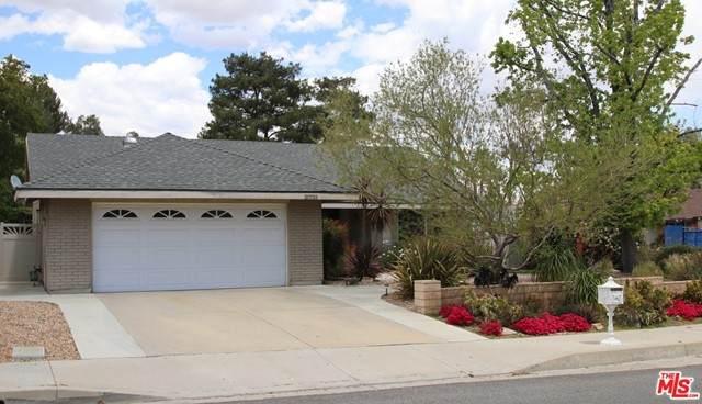 20733 Benz Road, Santa Clarita, CA 91350 (#21734610) :: Wahba Group Real Estate   Keller Williams Irvine