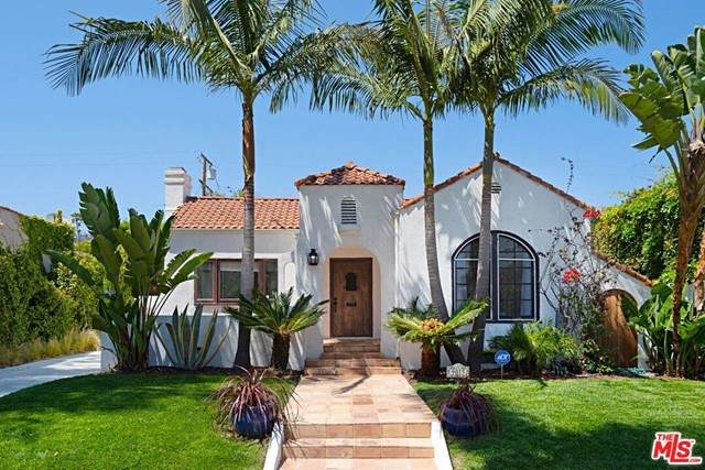 9015 Rosewood Avenue, West Hollywood, CA 90048 (#21734886) :: Powerhouse Real Estate
