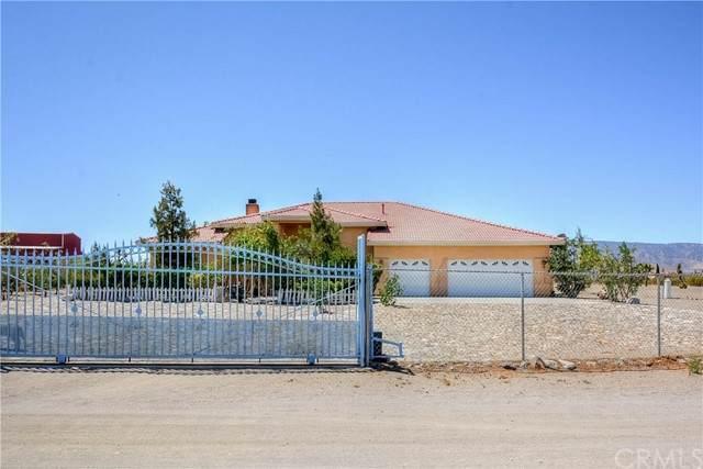 2425 Tokay Rd, Pinon Hills, CA 92371 (#CV21109413) :: Wahba Group Real Estate | Keller Williams Irvine