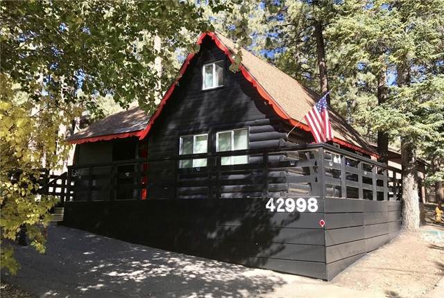 42998 Encino Road, Big Bear, CA 92315 (#TR21109272) :: Swack Real Estate Group | Keller Williams Realty Central Coast
