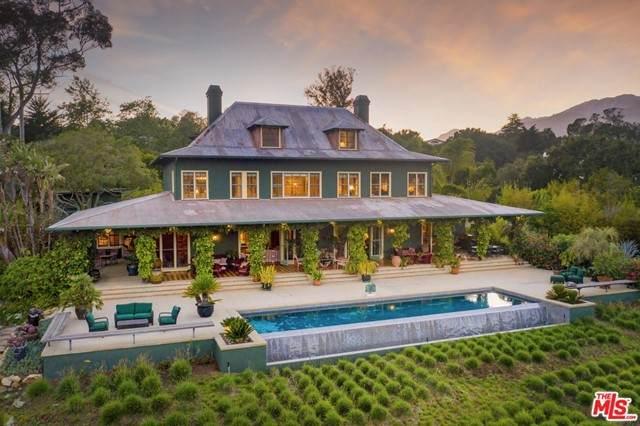 2626 Sycamore Canyon Road, Santa Barbara, CA 93108 (#21734638) :: Swack Real Estate Group | Keller Williams Realty Central Coast