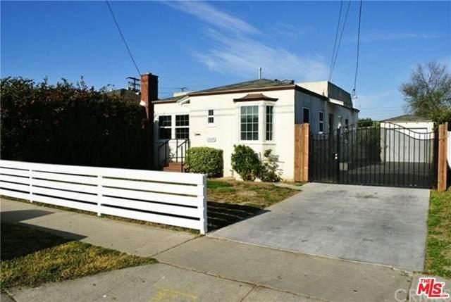 11029 Dalerose Avenue, Inglewood, CA 90304 (#21735072) :: Wahba Group Real Estate | Keller Williams Irvine
