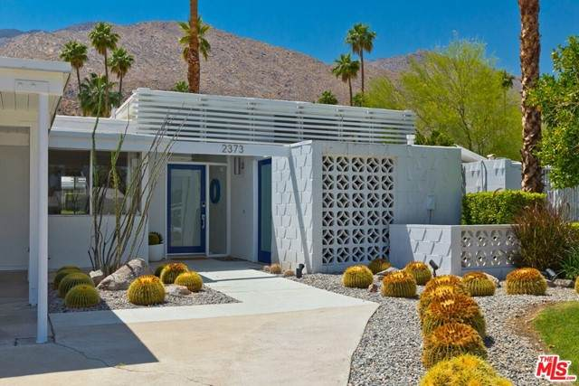 2373 S Sierra Madre, Palm Springs, CA 92264 (#21735266) :: The Costantino Group | Cal American Homes and Realty