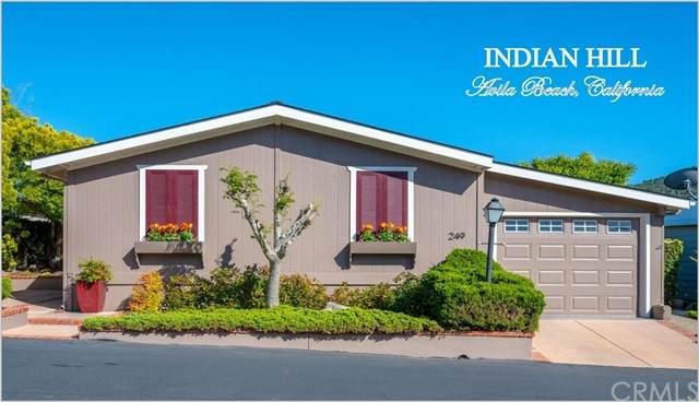 249 Country Club Drive, Avila Beach, CA 93424 (MLS #PI21100504) :: Desert Area Homes For Sale