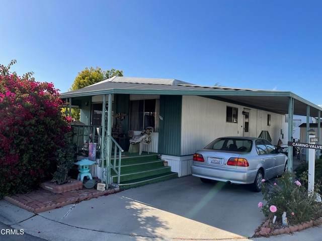 104 Camino Valverde #104, Camarillo, CA 93012 (#V1-5970) :: Wahba Group Real Estate | Keller Williams Irvine