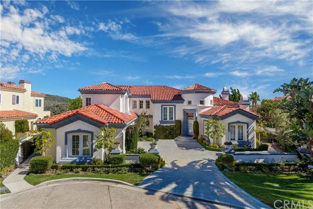 16 Morning View Drive, Newport Coast, CA 92657 (#OC21109264) :: Cesi Pagano & Associates