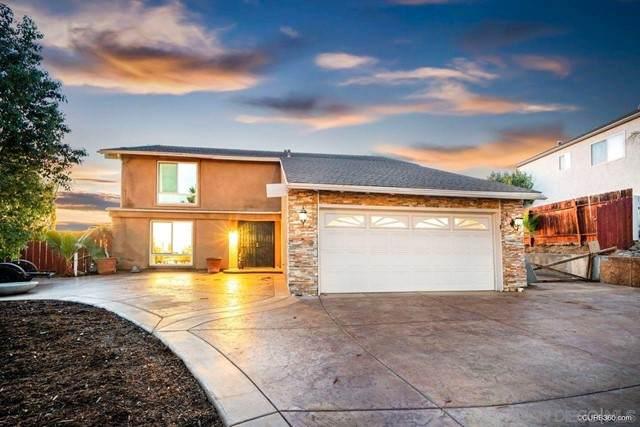 9804 Bonnie Vista Dr., La Mesa, CA 91941 (#210013865) :: Steele Canyon Realty