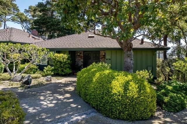169 Del Mesa Carmel, Outside Area (Inside Ca), CA 93923 (#ML81845341) :: Berkshire Hathaway HomeServices California Properties