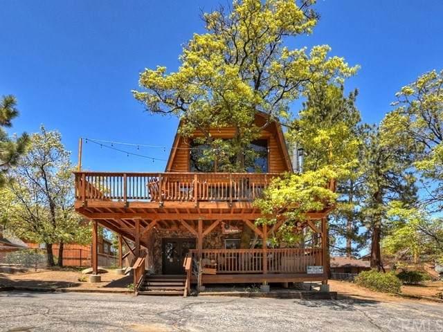 1218 Aspen Drive, Big Bear, CA 92315 (#PS21110372) :: Swack Real Estate Group | Keller Williams Realty Central Coast
