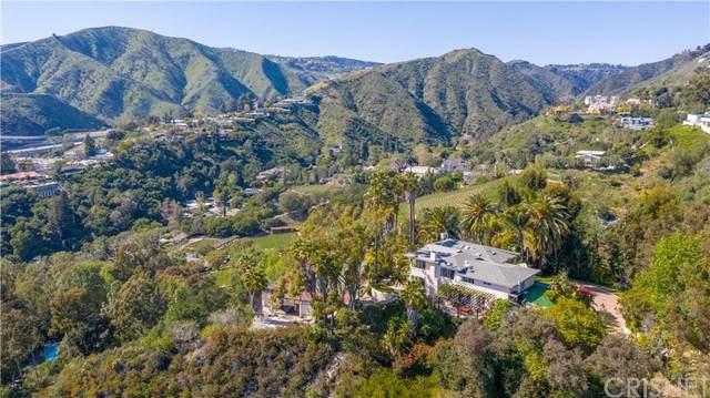 879 Linda Flora Drive, Los Angeles (City), CA 90049 (#SR21109792) :: Bob Kelly Team