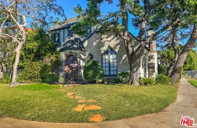 302 N Mansfield Avenue, Los Angeles (City), CA 90036 (#21733572) :: Berkshire Hathaway HomeServices California Properties