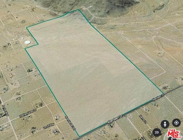 304 Aberdeen Drive, Joshua Tree, CA 92252 (#21735550) :: The Marelly Group   Sentry Residential