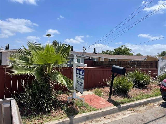 9829 Ivanho Street, Spring Valley, CA 91977 (#PTP2103536) :: Realty ONE Group Empire