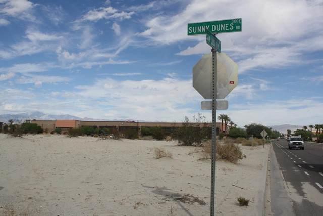 0 E Sunny Dunes & San Luis Rey, Palm Springs, CA 92264 (#219062488DA) :: Realty ONE Group Empire