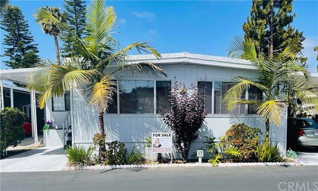 220 N El Camino Real #32, Oceanside, CA 92058 (#OC21110989) :: Berkshire Hathaway HomeServices California Properties