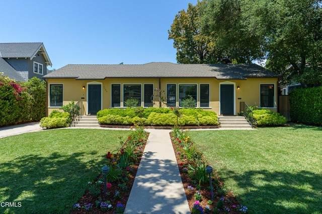 1109 Milan Avenue, South Pasadena, CA 91030 (#P1-4887) :: Zen Ziejewski and Team