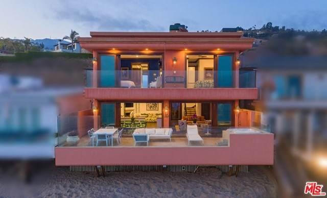 21848 Pacific Coast Highway, Malibu, CA 90265 (#21735700) :: Wahba Group Real Estate | Keller Williams Irvine