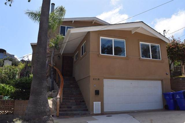 4118 Catalina Place, San Diego, CA 92107 (#210013987) :: Jett Real Estate Group