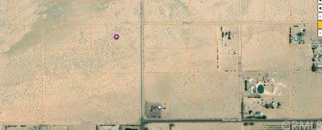 0 Newberry, Newberry Springs, CA 92365 (#CV21111402) :: Berkshire Hathaway HomeServices California Properties