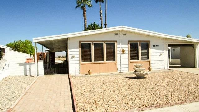 38200 Desert Greens Drive E, Palm Desert, CA 92260 (#219062526DA) :: Wahba Group Real Estate   Keller Williams Irvine