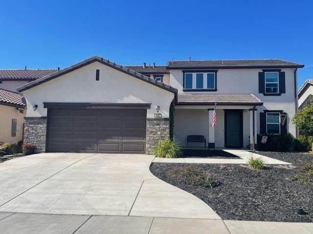 633 Cambria Drive, Soledad, CA 93960 (#ML81845585) :: Corcoran Global Living
