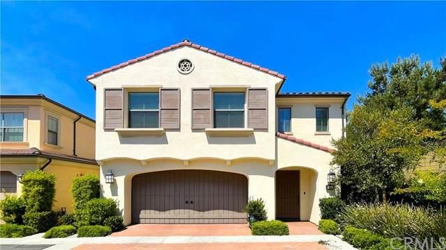 68 Plum Feather, Irvine, CA 92620 (#OC21111676) :: Berkshire Hathaway HomeServices California Properties