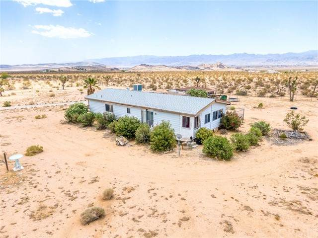 62783 Aberdeen Drive, Joshua Tree, CA 92252 (#JT21111017) :: The Marelly Group   Sentry Residential