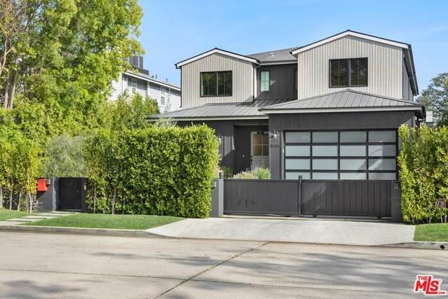 13051 Woodbridge Street, Studio City, CA 91604 (#21735322) :: Berkshire Hathaway HomeServices California Properties