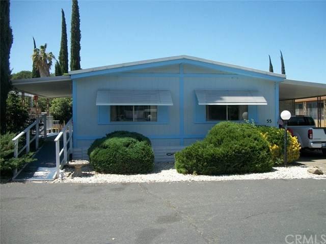 400 Sulphur Bank Drive #55, Clearlake Oaks, CA 95423 (#LC21111362) :: Powerhouse Real Estate