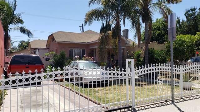 2560 California Street, Huntington Park, CA 90255 (#IV21112337) :: Team Tami