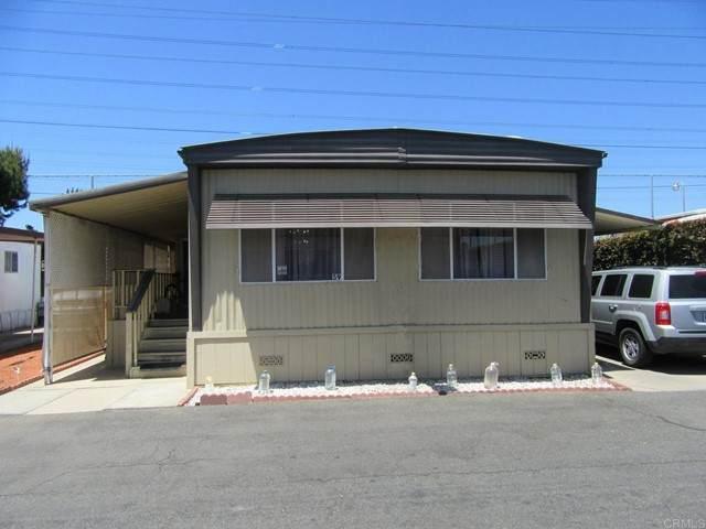 368 Anita Street #59, Chula Vista, CA 91911 (#PTP2103578) :: Powerhouse Real Estate