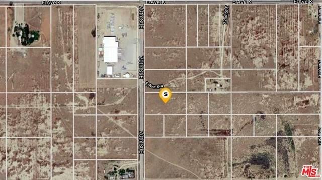 0 70th Street, Lancaster, CA 93535 (MLS #21736418) :: Desert Area Homes For Sale