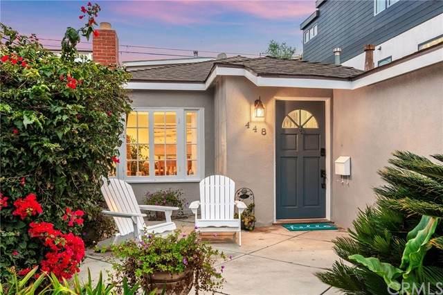 448 28th Street, Hermosa Beach, CA 90254 (#SB21112752) :: Wahba Group Real Estate | Keller Williams Irvine