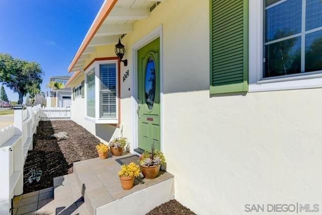 1221 4Th St, Coronado, CA 92118 (#210014256) :: Wahba Group Real Estate | Keller Williams Irvine