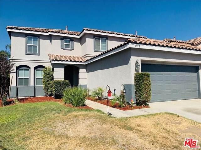 1522 Marigold Drive, Perris, CA 92571 (#21737122) :: RE/MAX Empire Properties
