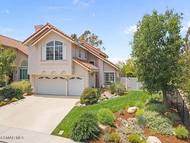 1037 Via Pacheco, Camarillo, CA 93012 (#221002841) :: Swack Real Estate Group | Keller Williams Realty Central Coast