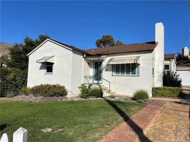 1255 Ella Street, San Luis Obispo, CA 93401 (#SC21112320) :: Zember Realty Group