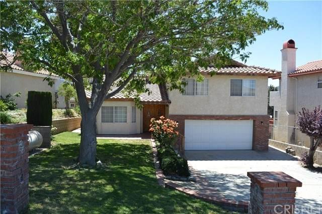 13246 Littlehorn Road, Lake Elizabeth, CA 93532 (#SR21113751) :: Wahba Group Real Estate | Keller Williams Irvine
