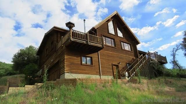 3948 Hwy 79, Julian, CA 92036 (#210014370) :: Wahba Group Real Estate | Keller Williams Irvine